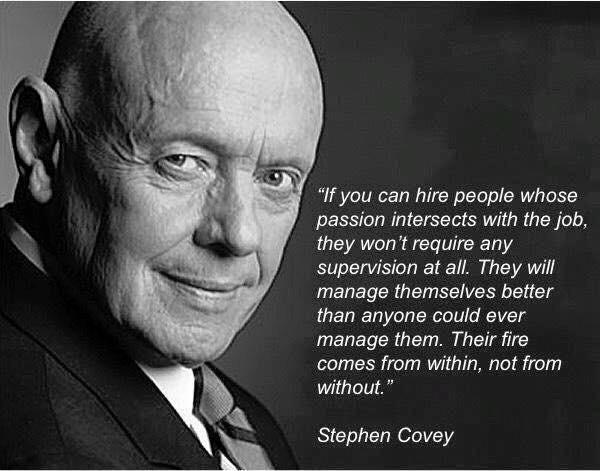 Stephen Covey video